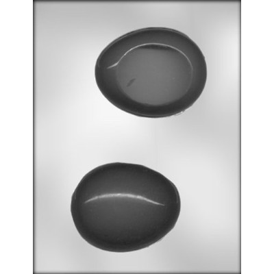 CK Products 10.2cm Plain Panoramic Egg Chocolate Mould