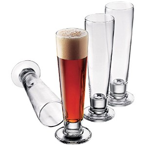 Libbey 4-pc. Stockholm Pilsner Set No Size by Libbey