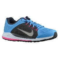 ナイキ レディース スニーカー シューズ Women's Nike Zoom Elite + 6 Distance Blue/Anthracite/Club Pink/Reflect Silver