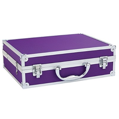 Top Performance Clipper Cases - Durable Aluminum Clipper Cases for Professional Pet Groomers,...