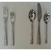 Dansk Circlet 5 piece place setting – 銀製サービスfor 1