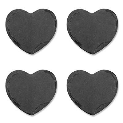 Epic Products Hearts Coasters (Set of 4), Multicolor by Epic [並行輸入品]