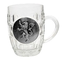 SD toys - Chope Verre Game of Thrones Ecusson Lannister - 8436546891673