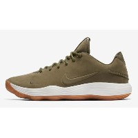 "Nike React Hyperdunk 2017 Low ""Olive Gum"" LMTD メンズ Olive/White-Gum Light Brown ナイキ バッシュ ハイパーダンク"