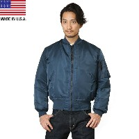 GREENBRIER IND.INC グリーンブライヤー社 MADE IN USA MA-1 フライトジャケット AIR FOROCE BLUE