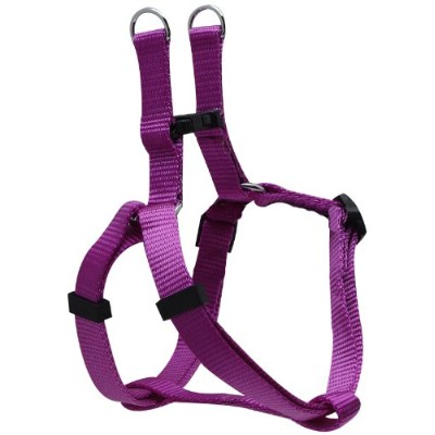 Dogit Adjustable Step-In Dog Harness, Small, Purple by Dogit