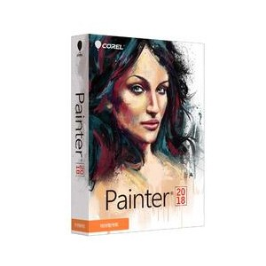 COREL Painter 2018(Windows/Mac) 特別優待版