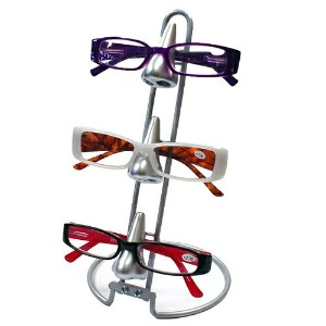 Glasses Stand for 3 / メガネスタンド