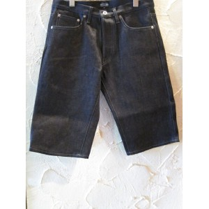 【SALE 40%OFF】 BUNKERSTUD(バンカースタッド)/ORIGINAL DENIM SHORTS BLUE