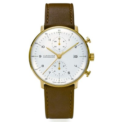 Max Bill by Junghans Chronoscope 027 7800 00