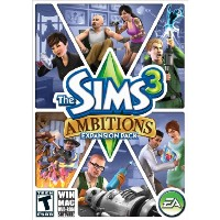 The Sims 3 Ambitions (輸入版)