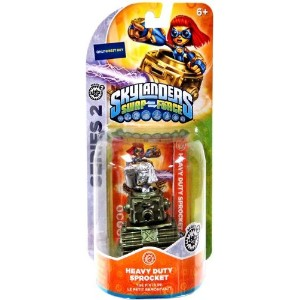 Skylanders Swap Force Best Buy Exclusive Character Varient: Heavy Duty Sprocket (Xbox 360/PS3...