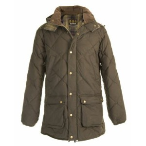 Barbour Down Wax Jacket バブアー バーブァー 送料無料
