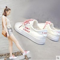 New wild canvas shoes student shoes shoes casual white shoes