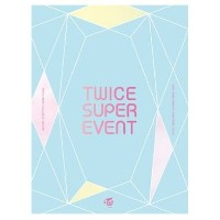 [書留発送] TWICE [TWICE SUPER EVENT] DVD 限定版/JYP