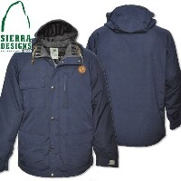 SIERRA DESIGNS (シエラデザインズ) PENDLETON LINED SHORT PARKA MIDNIGHT 7261