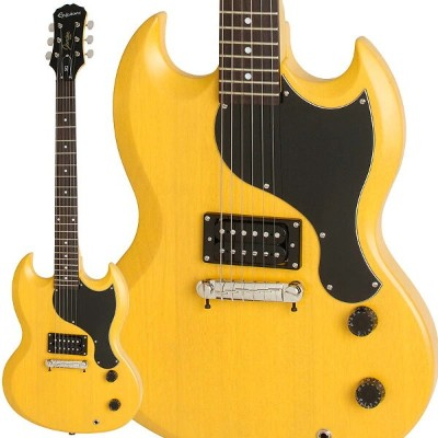 Epiphone by Gibson 《エピフォン》 LIMITED MODEL SG Junior (WT)【epi_new】