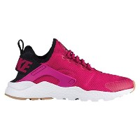 ナイキ レディース シューズ・靴 スニーカー【Nike Air Huarache Run Ultra】Sport Fuchsia/Black/Gum/Yellow/White