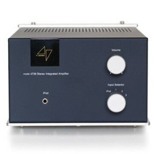 "【納期情報:受注生産約2週間前後】47Laboratory Model4736 Stereo Integrated Amplifier ""Midnight Blue"" 47研究所"