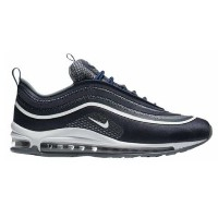 "Nike Air Max 97 Ultra 17 ""Midnight Navy"" メンズ Midnight Navy/White/Cool Grey ナイキ スニーカー エアマックス97"