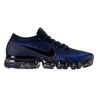 "Nike Air VaporMax ""College Navy"" Running Shoes メンズ College Navy/Black-Game Royal ナイキ ランニングシューズ..."