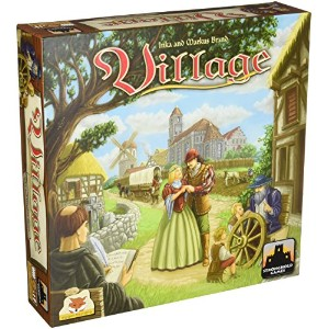 【送料無料】【Village Board Game】 b01bl7t5ry