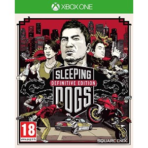 Xbox1 sleeping dogs : definitive edition (eu)