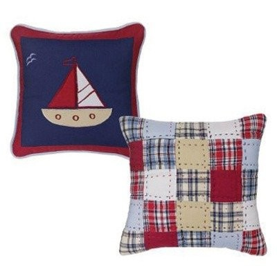 Aidan 2-pc. Decorative Pillows by Bacati