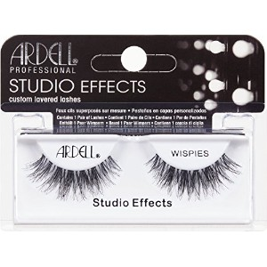 ARDELL Studio Effects Custom Layered Lashes - Whispies (並行輸入品)