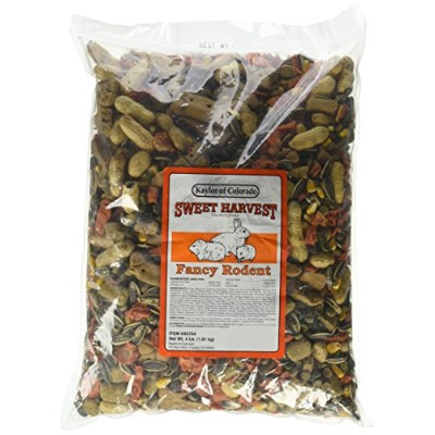 Kalor Made Sweet Harvest Vitamin Enriched Fancy Rodent Pet Rabbit Food 4lbs
