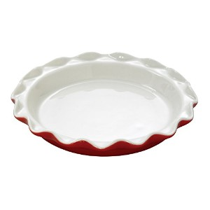 Rose Levy Beranbaum's Rose's Small Pie Plate, 7-Inch, Set of 2 by HIC Harold Import Co.