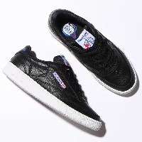 Reebok CLUB C 85 SO (リーボック クラブ C 85 SO) BLACK/WHITE/VITAL BLUE/PRIMAL RED/ASH GRAY【メンズ レディース スニーカー...