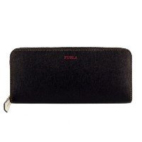 FURLA フルラ 長財布 887968 PS30 ONYX GIOIA ZIP AROUND
