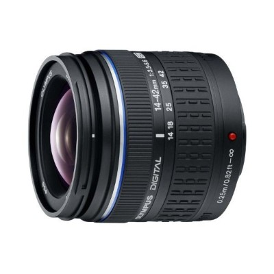 【中古】【1年保証】【美品】 OLYMPUS ZUIKO DIGITAL ED 14-42mm F3.5-5.6