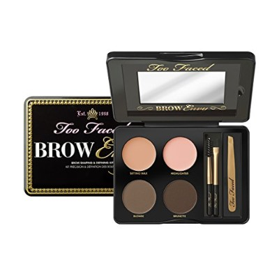 Too Faced Brow Envy眉ブローキットブロンザー 眉毛手入れ&ブロウカラーセット並行輸入品
