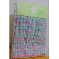 Circo Crib Dust Ruffle (Bed Skirt) Plaid by Circo