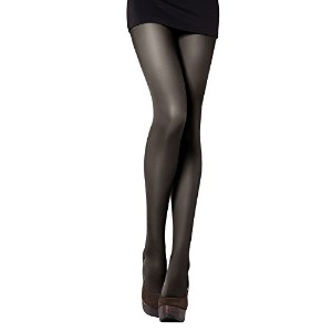 ITA-MED Sheer Pantyhose, Compression (23-30 mmHg) Black, Tall by ITA-MED