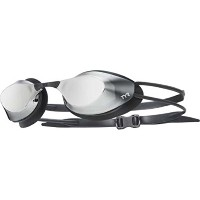 TYR Sport Stealth Racing Mirror Swimming Goggle
