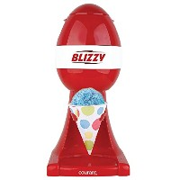 BLIZZY Snow Cone Maker Set - Includes Ice Shaver, Cups, and Straws by Blizzy