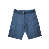 LEVI'S CARGO SHORT PANTS/BELTED (NAVY)リーバイス/カーゴショーツ/紺