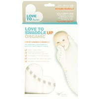Love To Dream Swaddle UP -Organic- Cream- Large 18.7- 24.3 lbs by Love to Dream