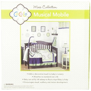 CoCaLo Moss - Musical Mobile by Cocalo
