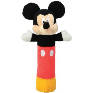 Kids Preferred Disney Baby, Micky Mouse Stick Rattle by Kids Preferred (English Manual)