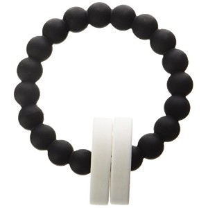 Chewbeads Mulberry Teether - Black by Chewbeads