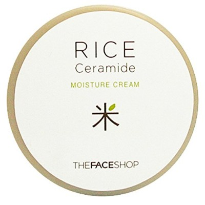 [ザフェイスショップ The Face Shop] Rice & Ceramide Moisture Cream 45ml