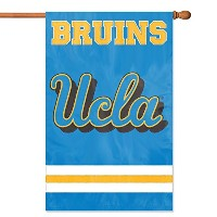 Party Animal, Inc. AFUCLA Applique Banner Flag - UCLA