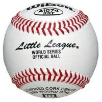 ウィルソンa1074公式Little League Baseballs