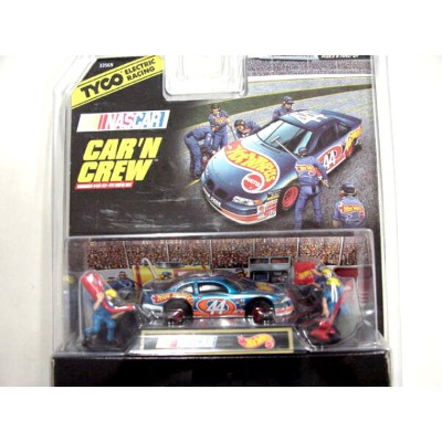 【あす楽】TYCO Hot Wheels Grand Prix with Pit Crew - 1998 M HOスロットカー