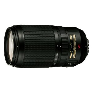 Nikon ニコン AF-S VR Zoom-Nikkor 70-300mm f/4.5-5.6G IF-ED