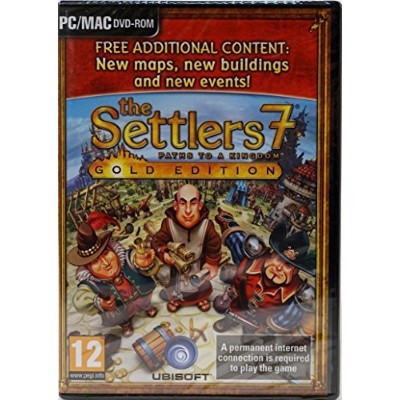 Settlers 7: Paths to a Kingdom - Gold Edition (輸入版)